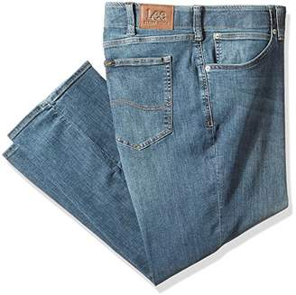 Lee Men's Big and Tall Modern Series Extreme Motion Relaxed Fit Jean