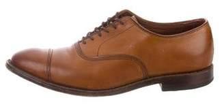 Allen Edmonds Cap-Toe Leather Oxfords