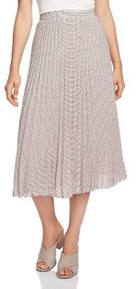 1 STATE 1.STATE Pleated Midi Skirt