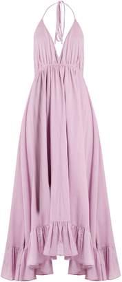 LOUP CHARMANT Miami cotton dress