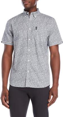 Ben Sherman Button-Down Printed Shirt