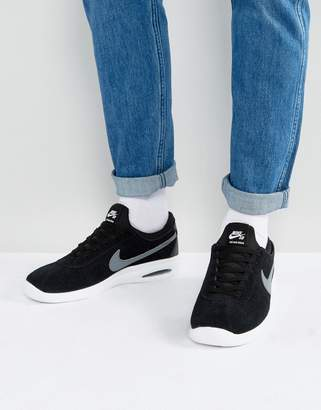 Nike Sb SB Bruin Max Vapor Trainers In Black 882097-001