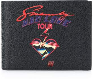 Givenchy Mad Love Tour bi-fold wallet