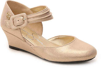Jessica Simpson Tatiana Toddler & Youth Wedge Pump - Girl's