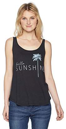 O'Neill Women's Hello Graphic Print Tank