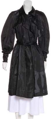 Chanel CC Long Coat