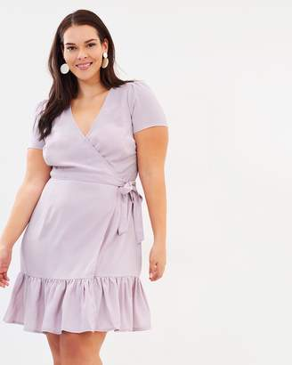 ICONIC EXCLUSIVE - Anja Wrap Dress
