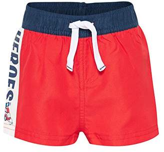 Trunks Lego Wear Baby Boys' Duplo Penn 420-Badeshorts Swim Trunks, (Red 349)