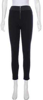 Stella McCartney Mid-Rise Skinny Pants black Mid-Rise Skinny Pants