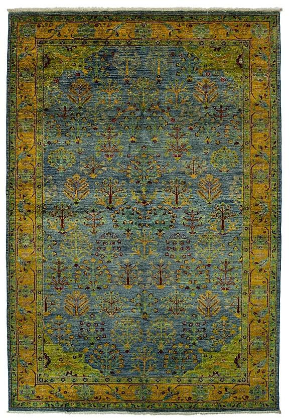 "Bloomingdale'sBloomingdale's Eclectic Collection Oriental Area Rug, 6'2"" x 9'5"""