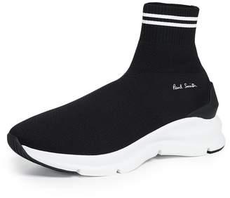 Paul Smith Sweep Sock Sneakers