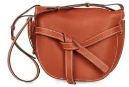 Loewe Large Gate Leather Crossbody Bag