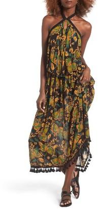Women's Raga Tropical Paradise Print Maxi Dress $119 thestylecure.com