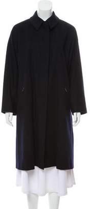 Giorgio Armani Wool-Blend Coat
