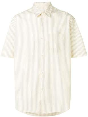 Our Legacy shortsleeved striped shirt