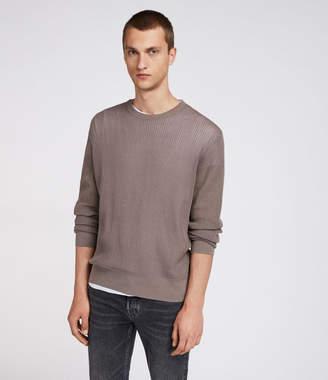 AllSaints Ave Crew Sweater