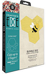 Bumble Bee Crafter's Edge & Honeycomb Fab Dies