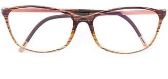 Cat Eye Silhouette glasses