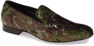 Mezlan Caprio Venetian Loafer