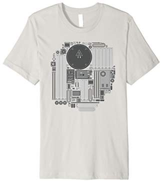 3D Printer Components Engineering T Shirt