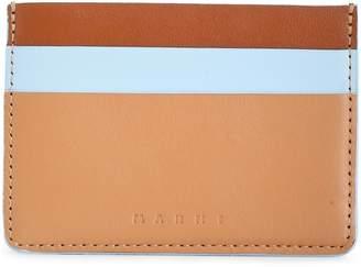 Marni (マルニ) - マルニ カラーブロック レザー カードホルダー