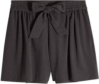 Moschino Shorts with Bow