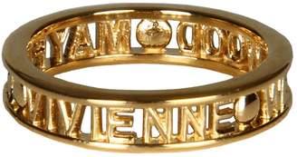 Vivienne Westwood Ring - Westminster Gold