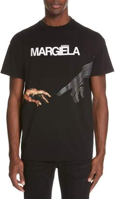 Maison Margiela Logo Graphic T-Shirt