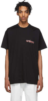 Givenchy Black Oversized Scorpio T-Shirt