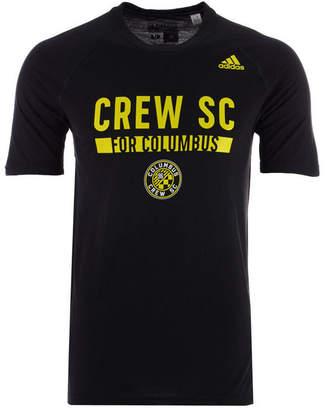 adidas Men Columbus Crew Sc Utility Work T-Shirt