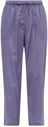Derek Rose Mosaic Lounge Trousers