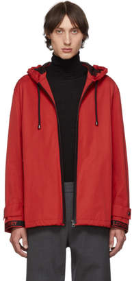 Burberry Red Everton Jacket