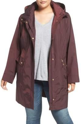 Cole Haan Signature Water Resistant Rain Jacket