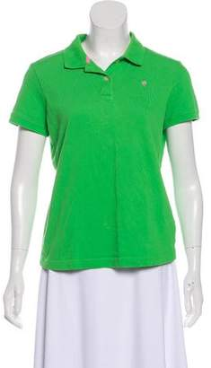Lilly Pulitzer Collared Polo Top