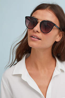 Anthropologie Brow-Bar Cat-Eye Sunglasses