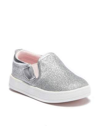 SOLE PLAY Unso Glitter Slip-On Sneakers (Toddler)
