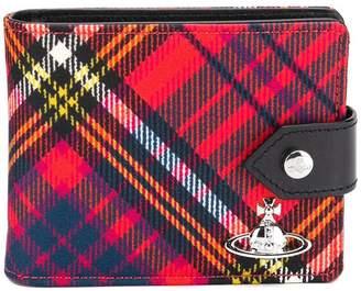 Vivienne Westwood Wimbledon flap wallet