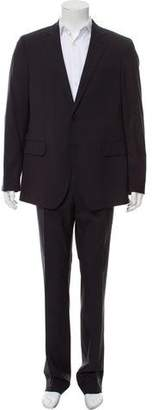 Etro Plaid Wool Two Piece Suit w/ Tags