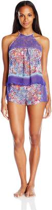 Jonquil In Bloom by Women's Electricity Short Pj Set