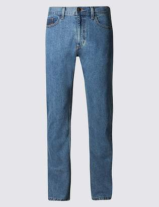 Marks and Spencer Regular Fit Jeans