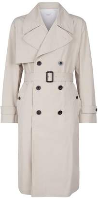 Givenchy Double-Breasted Trench Coat