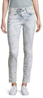 Sandro Five-Pocket Skinny-Fit Jeans
