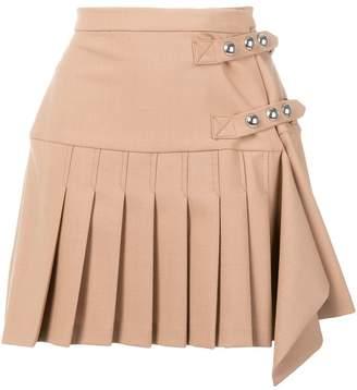 Pinko pleated mini skirt