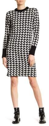 G-STAR RAW Evalak Jacquard Knit Dress
