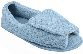 Muk Luks Quilted Micro Chenille Adjustable FullFoot