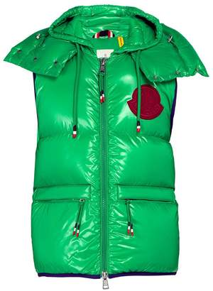 Moncler Genius 2 1952 lorent sleeveless down jacket