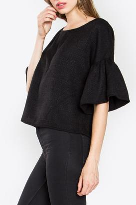 Sugarlips Bell Sleeve Top $56 thestylecure.com