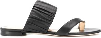 Chloé Gosselin Emiliana toe-post sandals