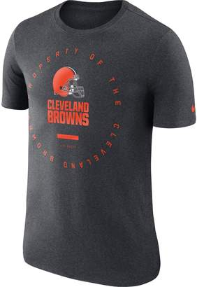 Nike Men's Cleveland Browns Property Of Tee