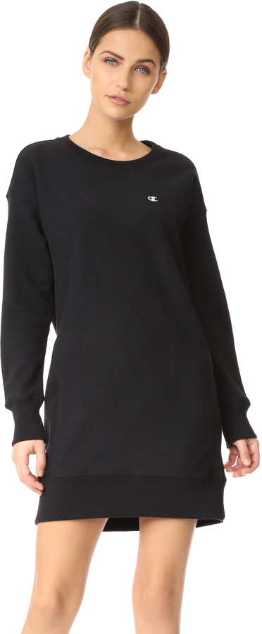Champion Premium Reverse Weave Long Sleeve Dress